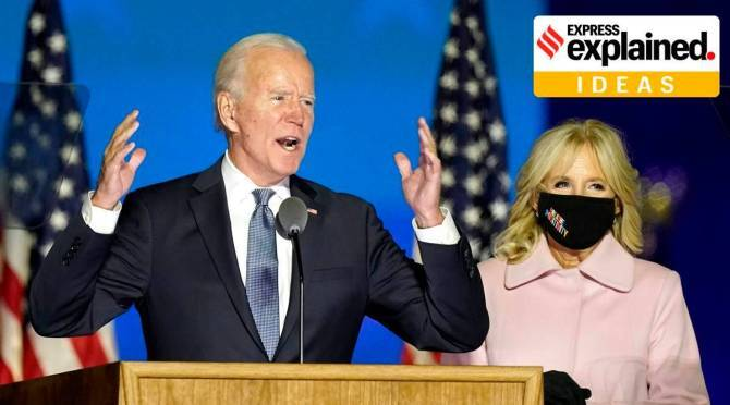 Joe Biden cannot undo Trump's era explained tamil America Presidency election 2020