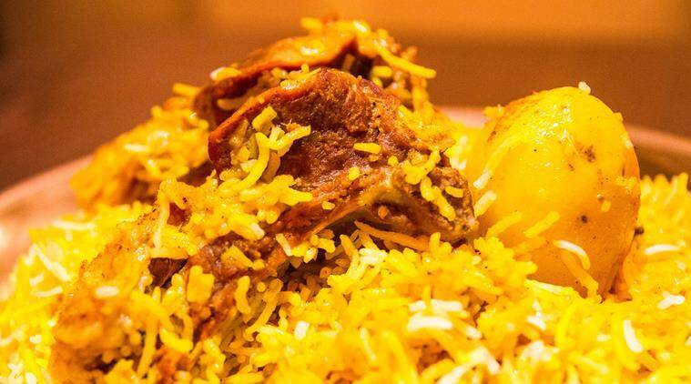 Mutton Biriyani Veg Palakkai Biriyani Recipe Tamil