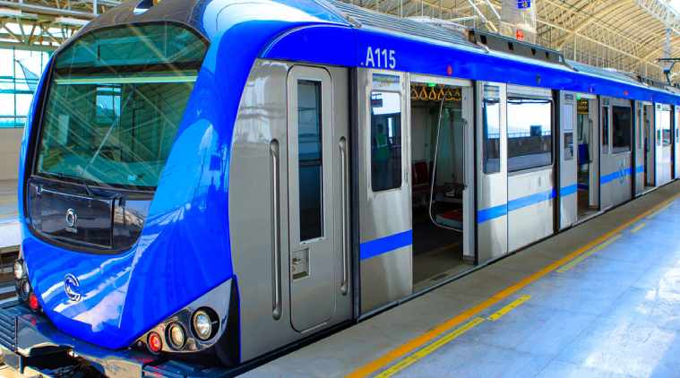 chennai metro train, cmrl, சென்னை மெட்ரோ ரயில், சென்னை, மெட்ரோ ரயிலில் நவம்பர் 23 முதல் பெண்களுக்கு மட்டும் அனுமதி, chennai metro train first class compartment only for women, chennai