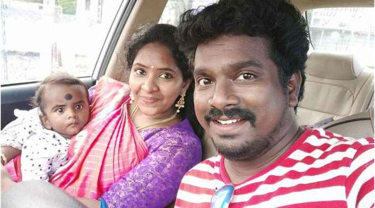 vijay tv thangadurai wife siricha pochi