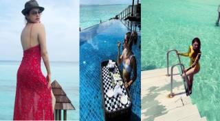 samantha maldives samantha akkineni samantha