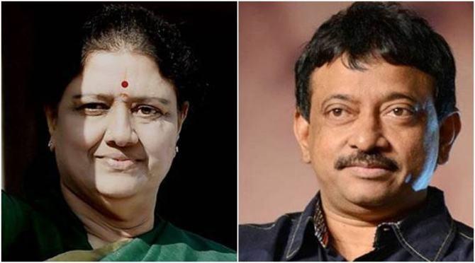 'சசிகலா' திரைப்படம்  Sasikala-ram-gopal-varma