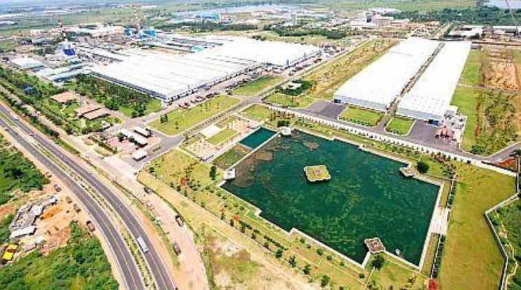 Sriperumbudur, sipcot industrial park II, environmental clearance, ஸ்ரீபெரும்புதூர், சுற்றுச்சூழல் தாக்க மதிப்பீட்டு ஆணையம் அனுமதி, சுற்றுச்சூழல் தாக்க மதிப்பீடு, environmental clearance for sipcot industrial park II, tamil nadu, vallam vadagal