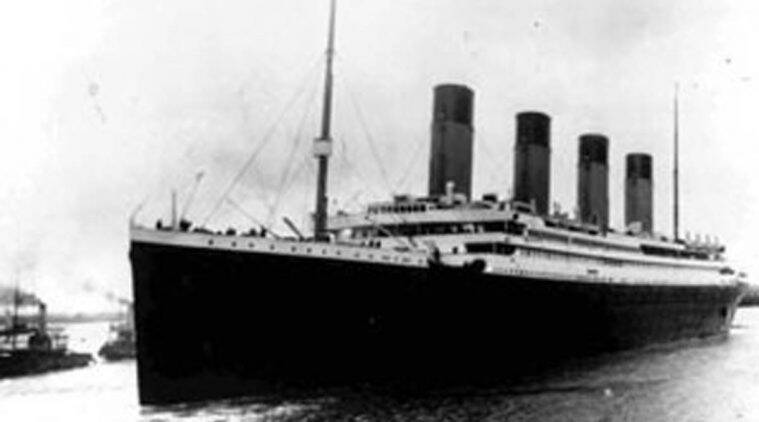 exploring Titanic's wreckage? Here's your chance