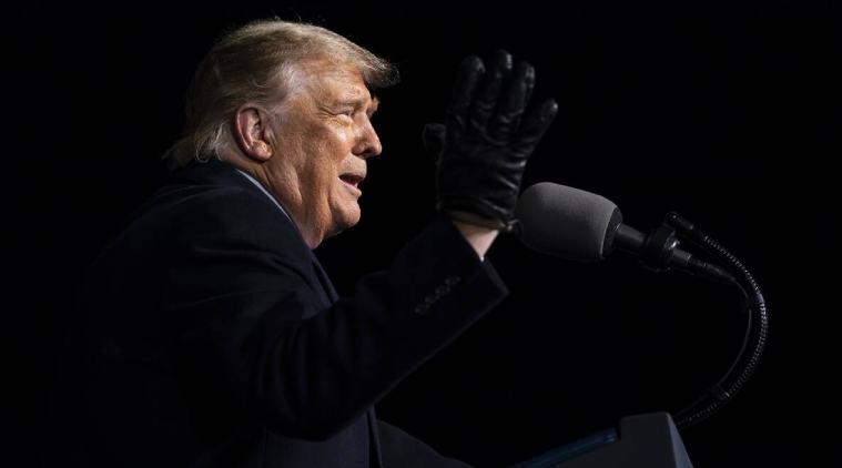 US elections 2020, Donald Trump, Donald Trump twitter, அமெரிக்க அதிபர் தேர்தல் 2020, டொனால்ட் டிரம்ப், டுவிட்டர், ஃபேஸ்புக், US election results, Twitter flags trump tweet, facebook, usa president elections