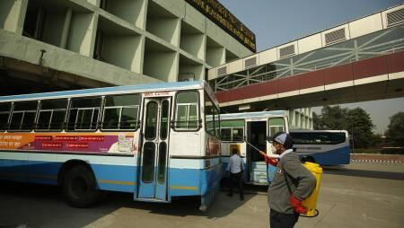 New MTC Bus Terminus at Kilambakkam by March 2021 Chennai Tamil News