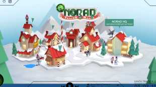 Christmas 2020 Santa Claus Tracker Norad Google Christmas Tracker Tamil News