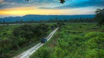 Now you can explore the beauty of Kaziranga on boats and bicycles
