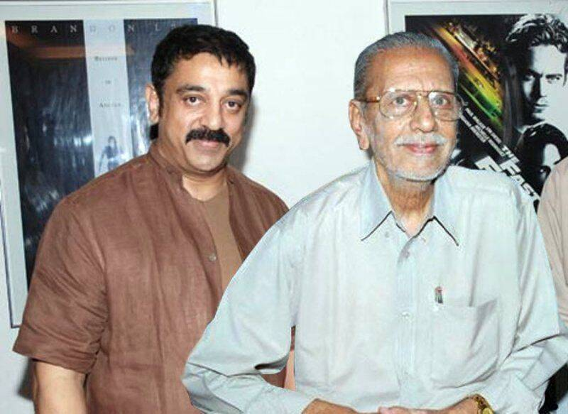 Kollywood Famous Siblings - Charu Haasan - Kamal Haasan