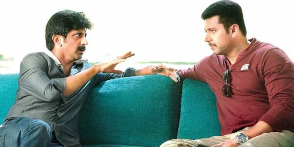 Kollywood Famous Siblings - Jayam Ravi-Mohan Raja