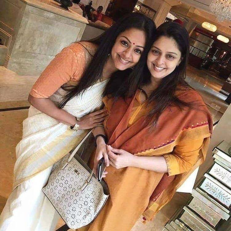 Kollywood Famous Siblings - Nagma-Jyotika