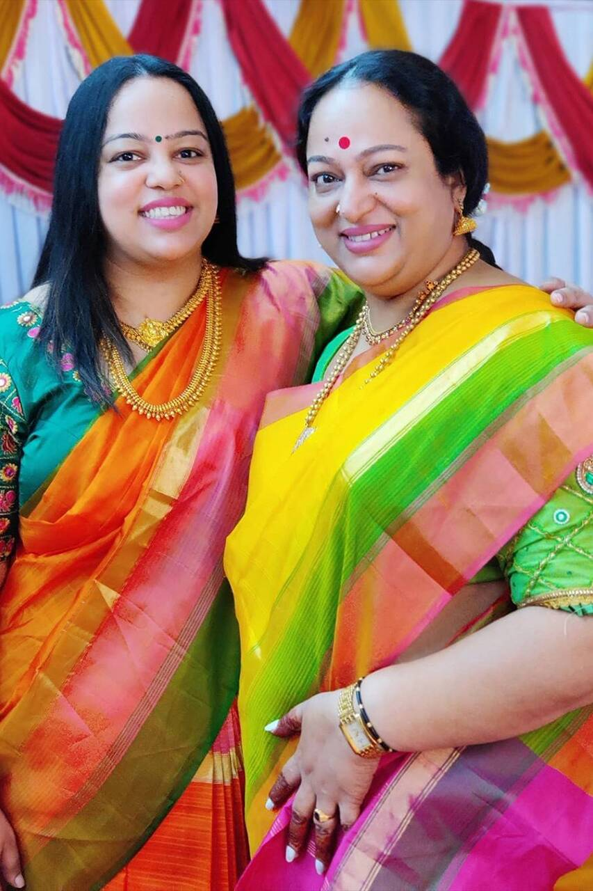 Tamil Celebrities with their family - Rare Photos