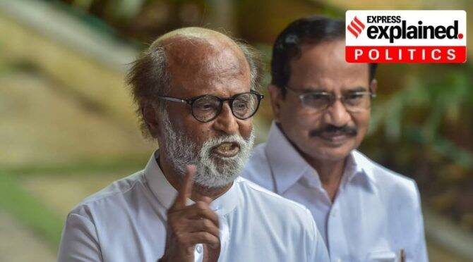 What Rajinikanth's political plunge means for Tamil Nadu