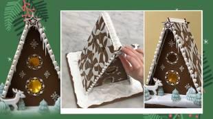 Queen Elizebeth Chef reveals Traditional Christmas Gingerbread Recipe Tamil