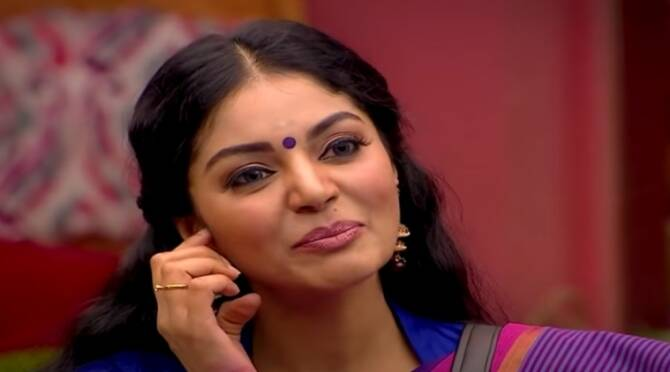 Bigg Boss 4 Tamil Vijay Tv Kamal Hassan Sanam Eviction Bala Aari Anita review Day 63