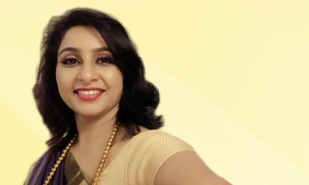 Serial Actress Rani 1