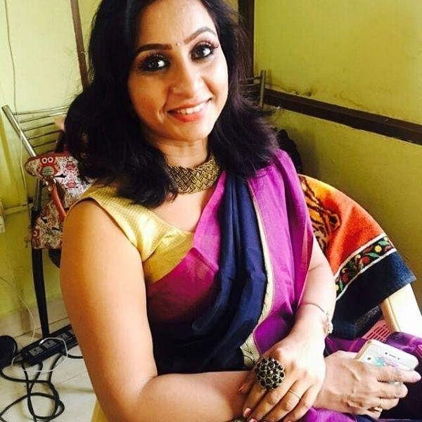 Serial Actress Rani 4
