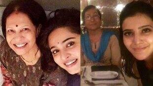 Tamil Cinema celebrities with their family