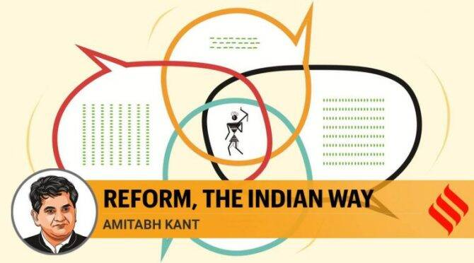 Democracy is the lifeblood of India A rebuttal by Amitabh Kant