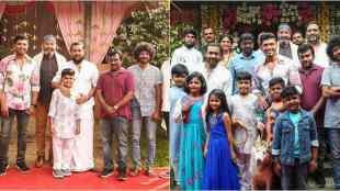 suriya introduces actor arun vijay's son arnav vijay, அருண் விஜய், ஆர்னவ் விஜய், சூரியா, 2டி எண்டெர்டெயின்மெண்ட், arun vijay son arnav vijay introduced, நடிகராக அறிமுகமாகும் அருண் விஜய் மகன் ஆர்னவ் விஜய், 2d entertainment, suriya, vijaya kumar