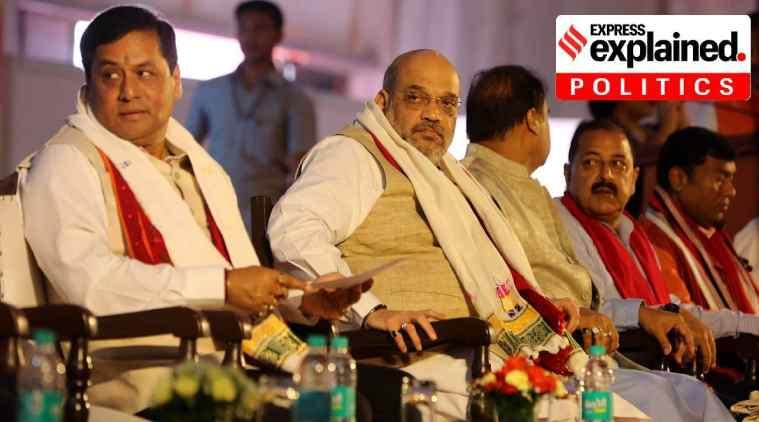Assam, Assam BJP, Assam election, Bodoland Territorial Council, அஸ்ஸாம், போடோலாந்து, திவா தன்னாட்சி கவுன்சில், அஸ்ஸாம் தேர்தல், Assam local polls, Tiwa Autonomous Council, Express Explained