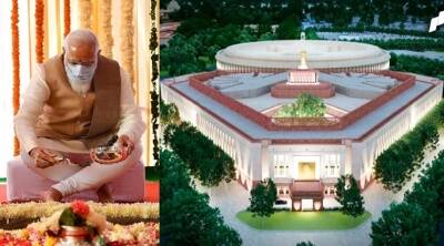 New Parliament building will reflect the aspiration of Indian youths says Modi