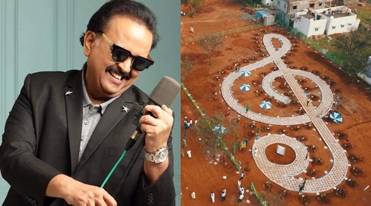 Coimbatore pays a green tributes to playback singer SP Balasubrahmanyam