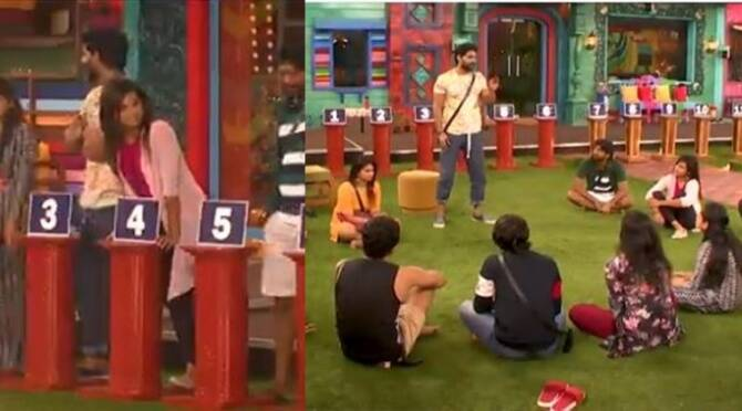 Vijay Television Bigg Boss season 4 today promos