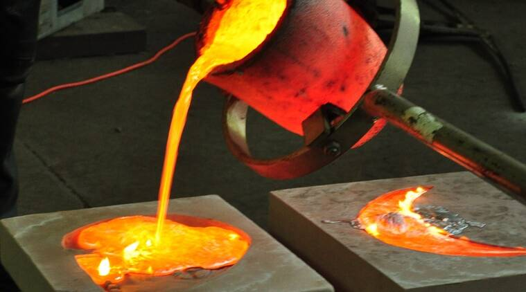 Coimbatore News Nearly 400 small scale foundries stop production in the city