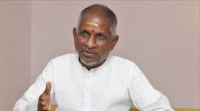 Ilayaraja and Prasad Studio