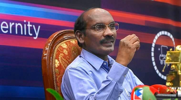 Extension of Tenure of ISRO Leader K Shivan Tamil News