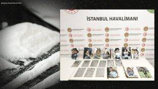 Man conceals 2kg cocaine inside Maradona paintings, caught at Turkey airport