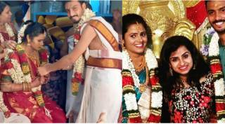 vijay tv super singer vikram wife
