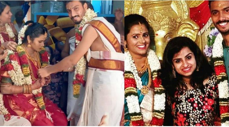 vijay tv super singer vikram wife
