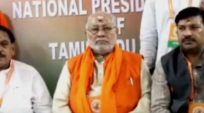 pm naredra modis brother prahlad modi, prahlad modi speech, prahlad modi press meet, பிரதமர் மோடி சகோதரர் பிரகலாத் மோடி, பிரகாத் மோடி, மதுரை, bjp target to win 400 seats in 2024 general elections