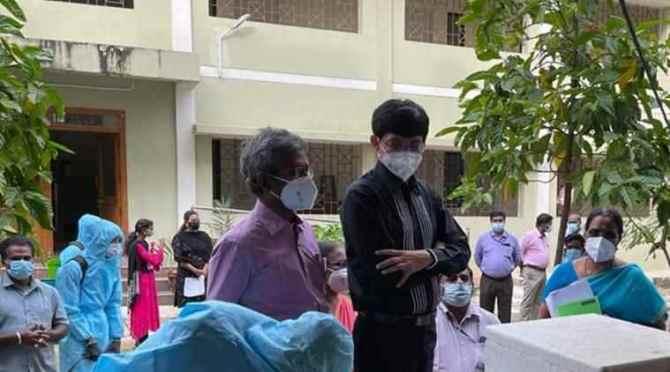 IIT Madras, Chennai, chennai news, Chennai covid cases, சென்னை ஐஐடி, அண்ணா பல்கலைக்கழகம், கொரோனா விரஸ், கோவிட் 19, சென்னை ஐஐடியில் கொரோனா தொற்று அதிகரிப்பு, IIT Madras Covid cases, Anna University covid cases, Tamil Indian Express