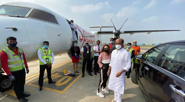 Rajini Kanth Starer Annathe stopped due to corona
