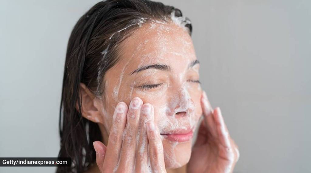 Dry Skin Double Cleansing Skincare and Beauty Tips Tamil