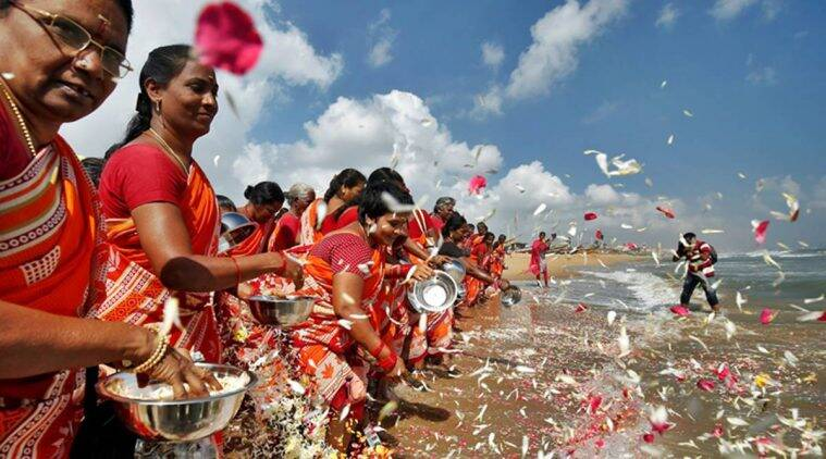 Tsunami 16th anniversary people pay tributes across coastal districts of Tamil Nadu