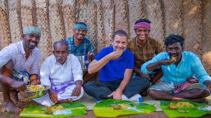 village cooking channel village cooking rahul gandhi