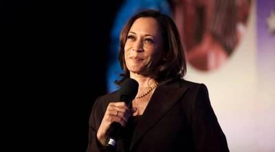 kamala harris mama first woman Vice-President