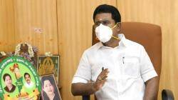 minister kamaraj corona admk minister