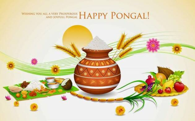 Happy Sun Pongal