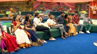 Bigg Boss 4 Tamil Vijay Tv Sanam Aari Velmurugan Samyuktha Bala