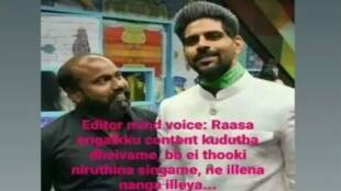 Bigg Boss Editor photo Balaji murugadoss Tamil News