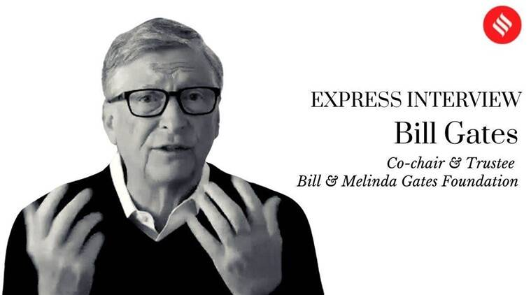 Bill Gates Interview Covid19 Pandemic Vaccine