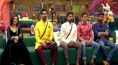 Bigg Boss 4 Tamil Vijay Tv Kamal Hassan Aari Bala Rio Ramya Som Finals