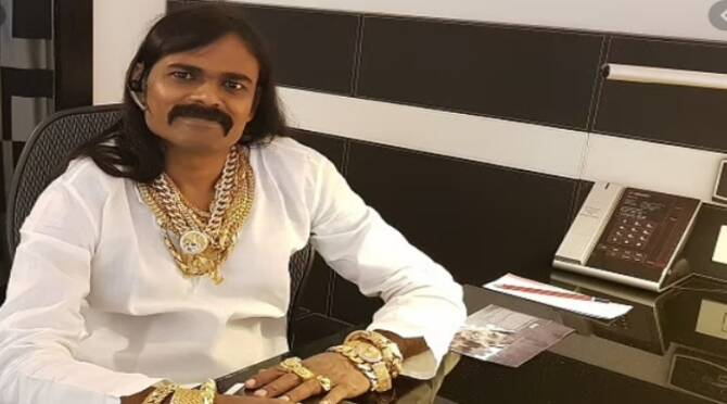 Hari Nadar Caught for wearing 3 kgs gold Paid Income tax in advance Tamil News
