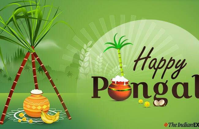Happy Pongal 2021 Wishes and Greetings