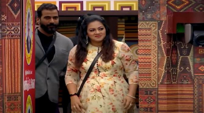 Bigg Boss 4 Tamil Vijay Tv Love Bed Gang Entry Archana Nisha Rekha Ramesh